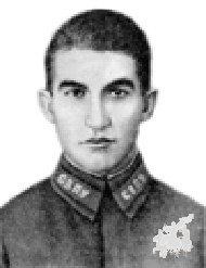 Андрухаев Хусен Борежевич - герой Великой отечественной войны