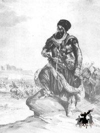 Путешествие Эвлии Челеби - Описание границ страны Солгат, [владений] рода Чингизидов, первого рубежа - мощной крепости Ор, то есть Феррах-Керман