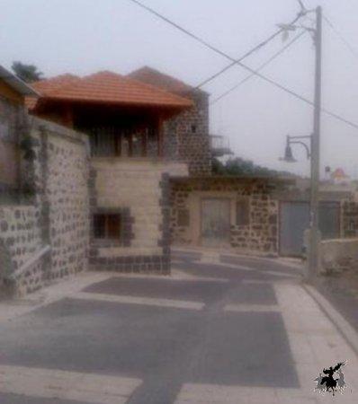 Кфар-Кама - черкесская деревня