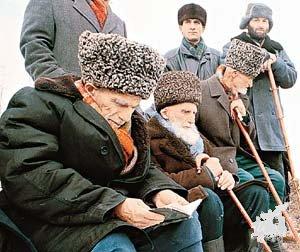 Русско-адыгские контакты в Х – середине XVI в.
