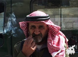 Иорданские черкесы с мыслью о Родине