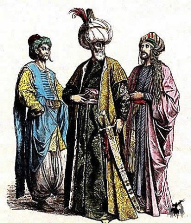 ЧЕРКЕССКОЕ ГОСУДАРСТВО В ЕГИПТЕ (1257-1517)