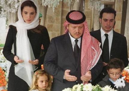 Черкесские государственные деятели в Иордании