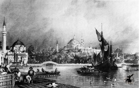 Черкесско-османские отношения