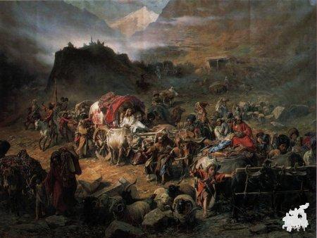 Причины переселения черкесов