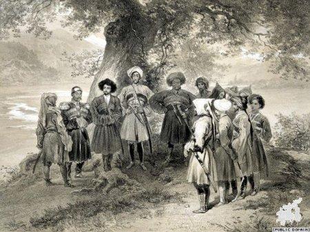 Декларация Независимости, адресованная Конфедерацией Князей Черкесии суверенным правителям Европы и Азии