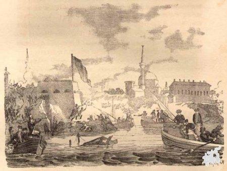 Русско-Кавказская (Черкесская) война 1763-1864 годы