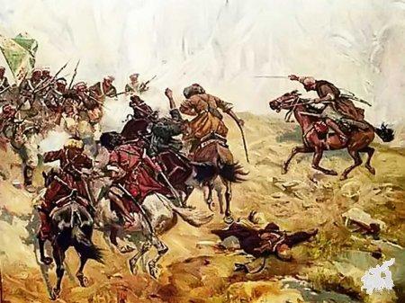 Спекуляция землей на Кавказе, где погибло 10 000 русских солдат.