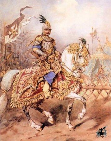 Черкесы - Георгиевские кавалеры