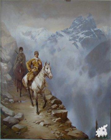 Абадзехский аул Даурхабль