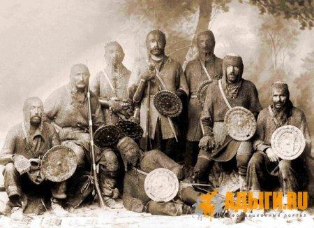 Убыхи - Пешее войско