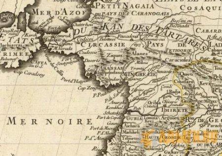 Война на Кавказе и расселение зихов
