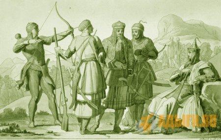 ВОЕННЫЕ ДЕЙСТВИЯ НА АДЛЕРСКОМ МЫСУ В 1837 году