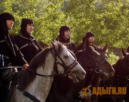 Джон Кук о князьях Черкесии