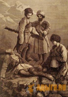 План колонизации земель закубанских адыгов