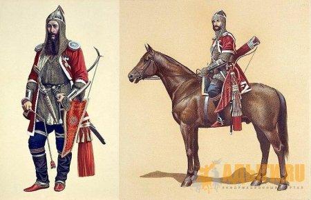 Ян Потоцкий о черкесах