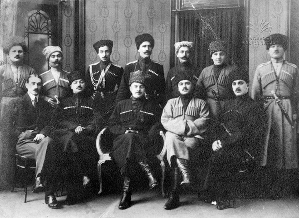 Что такое Кавказский комитет и для чего он был создан?