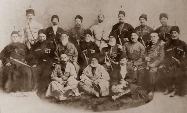 Князья Кабарды и подчинение соседних племен и народов