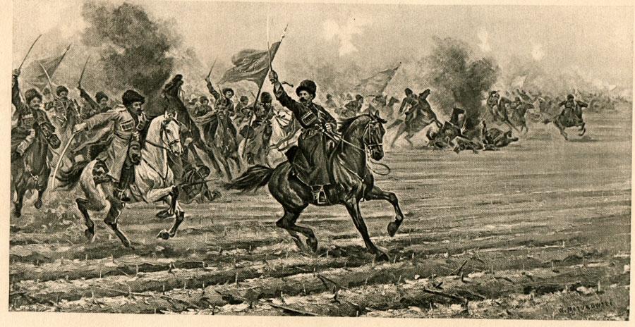 Нашествие крымского хана на Кабарду. Сношения с Россией