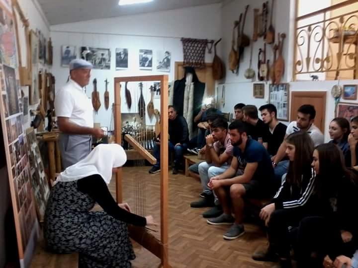 Музей адыгского народного творчества от Замудина Гучева
