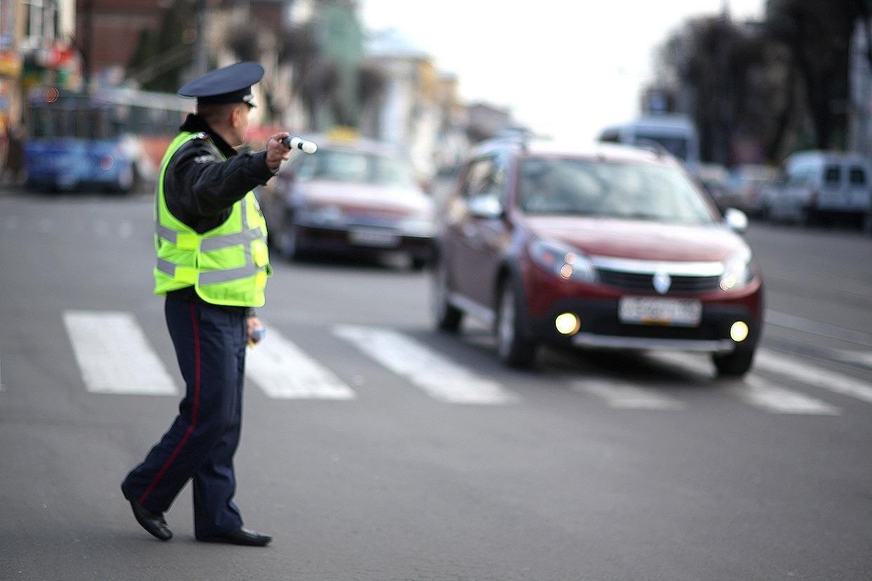 Дорожному инспектору в Адыгее выражена благодарность