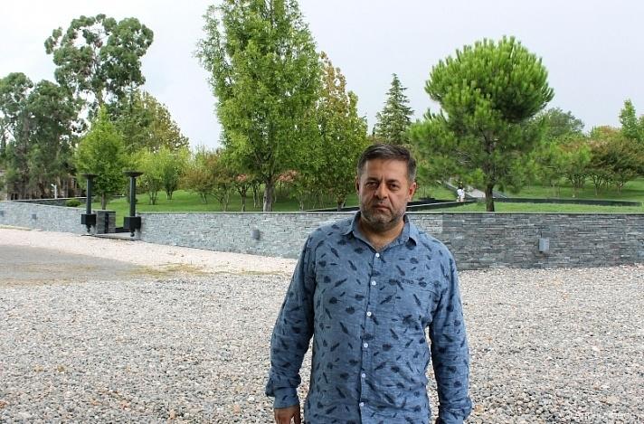 Доброволец из Адыгеи Заур Шаов: я прошел всю войну до победного конца