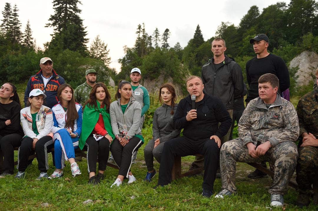 Мурат Кумпилов объяснил молодежи Адыгеи, что такое агломерация