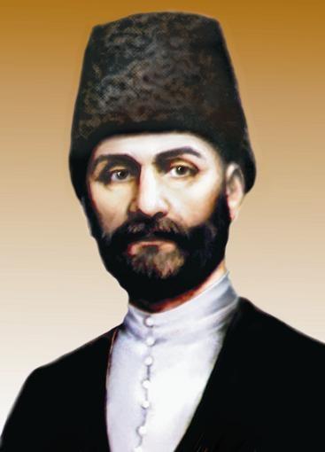 Умар Берсей – преподаватель Ставропольской гимназии