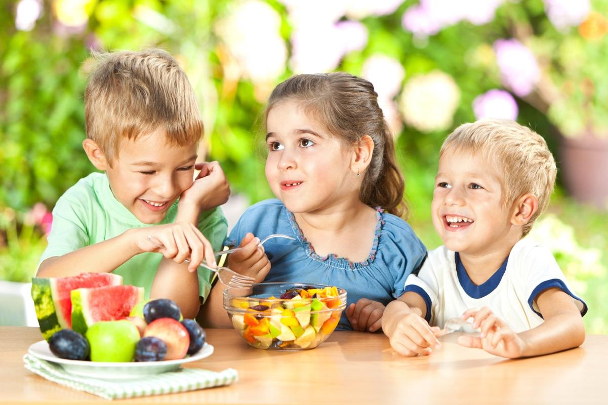 В Адыгее растут здоровые дети
