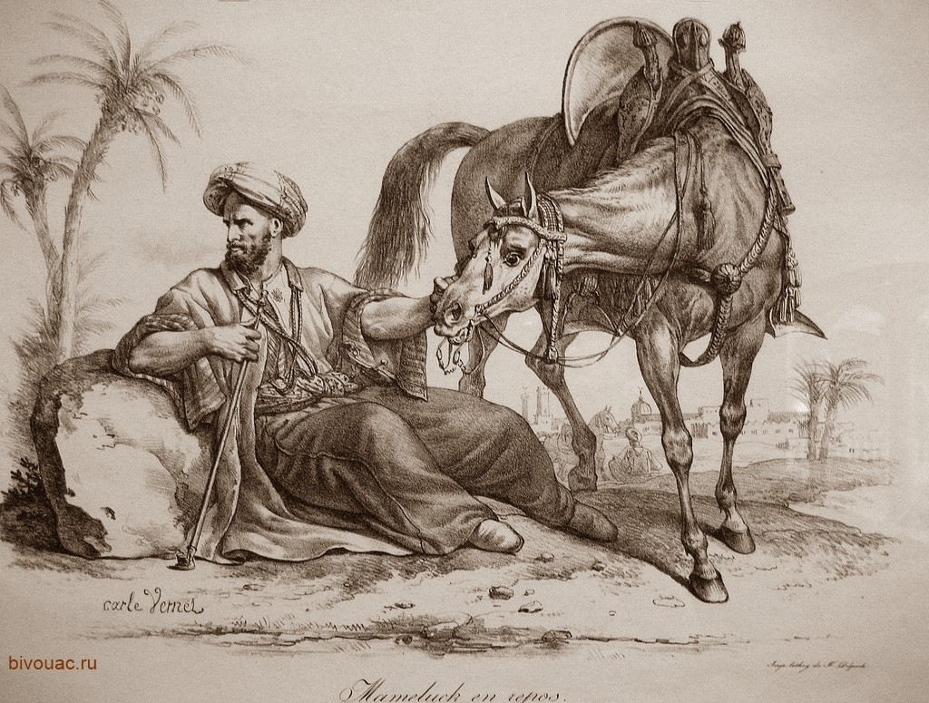 Черкесы Египта