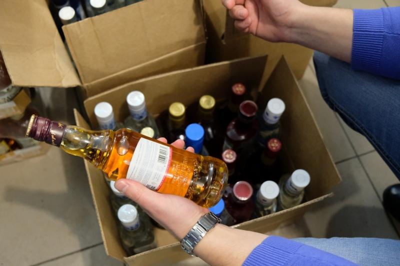 В Адыгее пресекли продажу палёной спиртосодержащей продукции