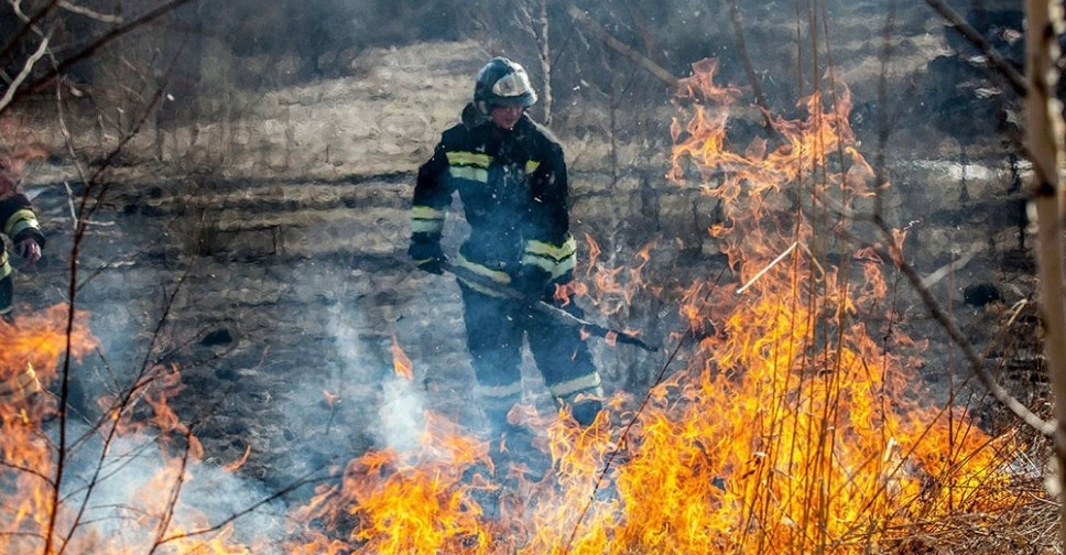 В Адыгее установилась пожароопасная ситуация
