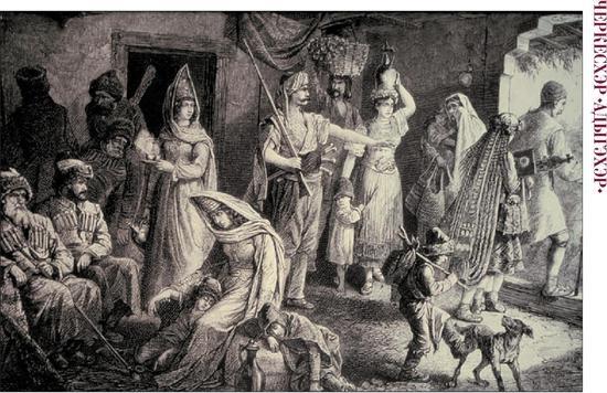 Выселения черкесов в Османскую империю во 2-й половине 60-х гг.