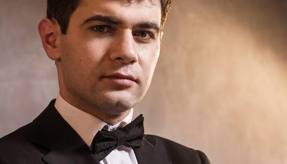 """Молодой талантливый композитор Мурат Кабардоков написал новую музыкальную партитуру специально для фильма """"Человек с киноаппаратом"""""""
