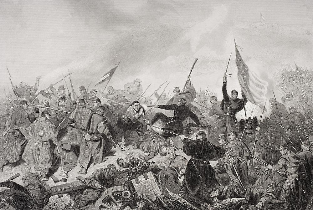 Взятие форта Вельяминовского (февраль, 1840)