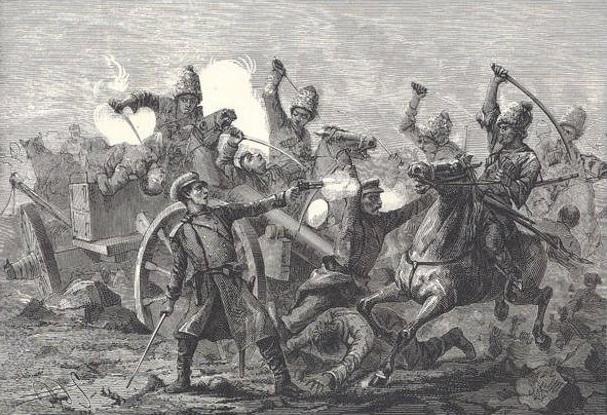 Майкопское сражение (января-февраль 1810)