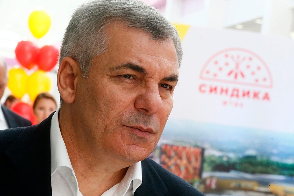Исполняющим обязанности президента АМАН назначен сенатор от КБР в СФ Арсен Баширович Каноков