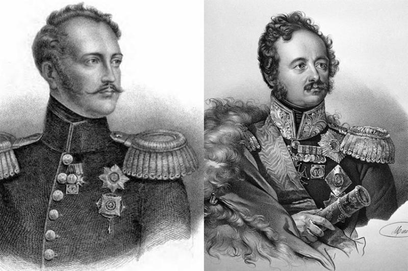 Николай I - графу Паскевичу (1829 год, после окончания русско-турецкой войны):