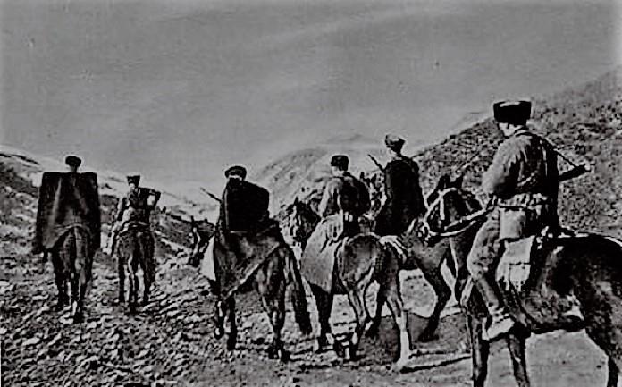 Миграция на Северном Кавказе в период Кавказской войны