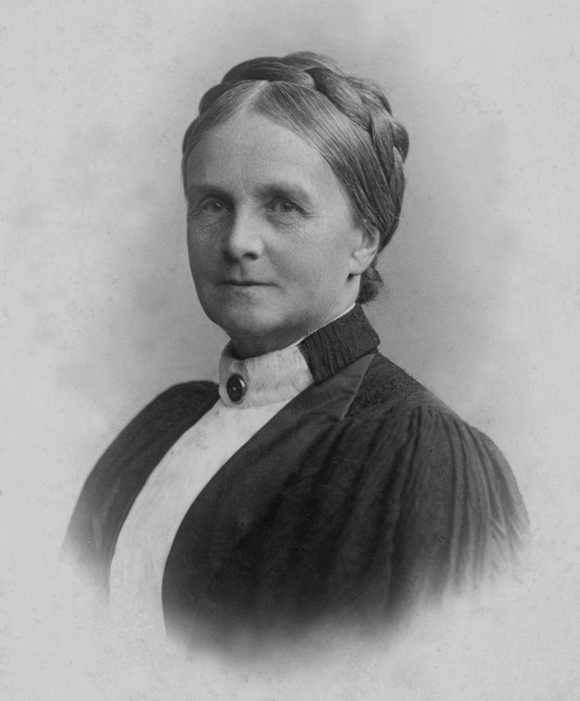 Графиня П. С. Уварова, 1886 г.
