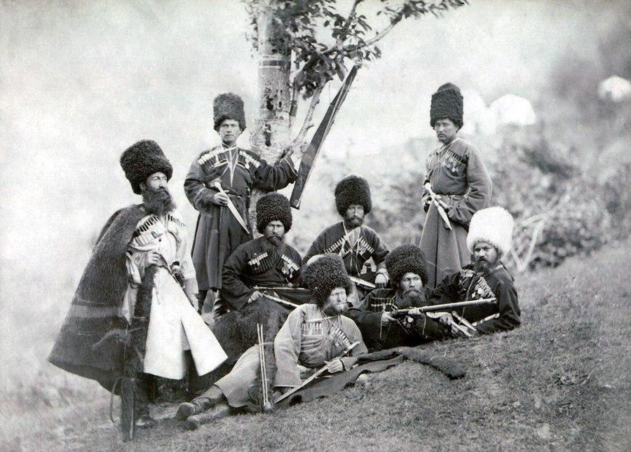КАЗАКИ и ЧЕРКАСЫ