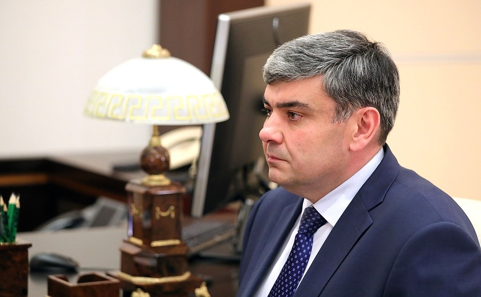 Казбек Коков поздравил Рауля Хаджимбу, народ Абхазии с 25-летием провозглашения независимости Республики
