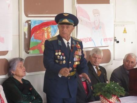 В Нальчике ветераны комсомола встретились со школьниками