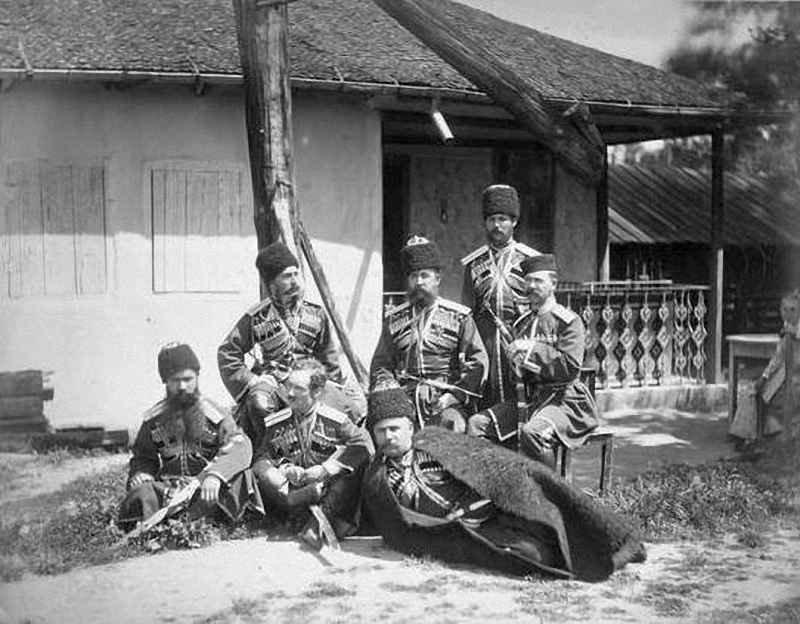 Переселение казаков на Лабинскую линию