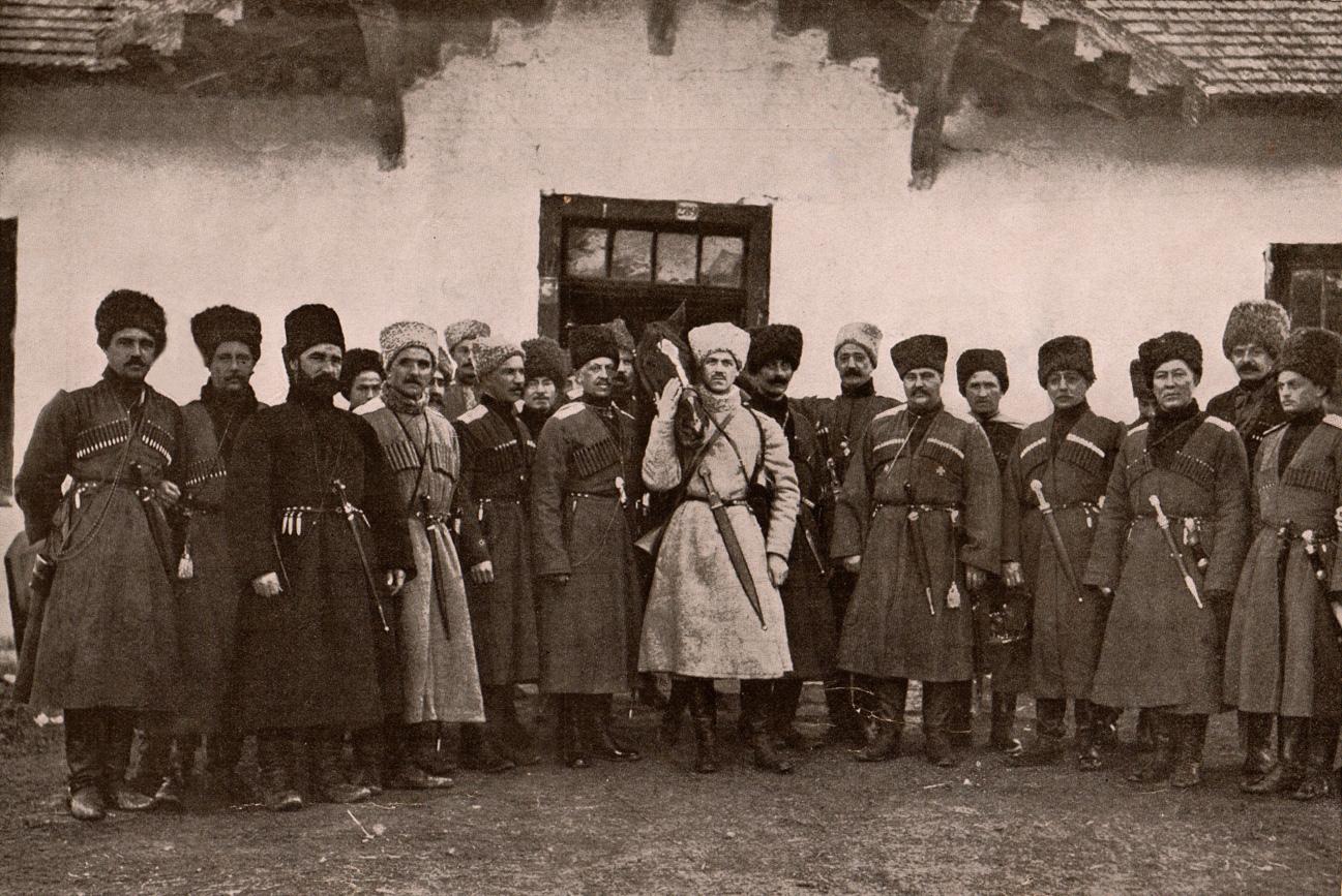 Кабардинский конный полк (1914–1918)