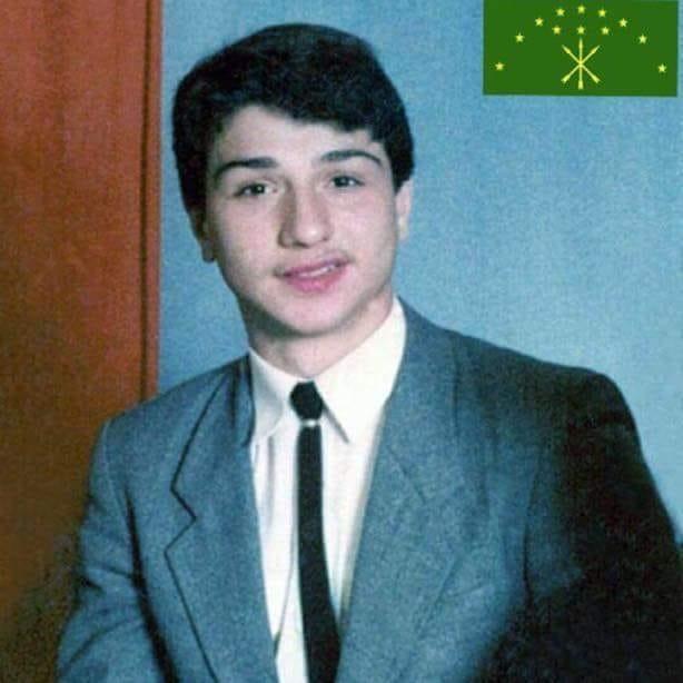 15-летний доброволец из Кабарды в войне против Грузии
