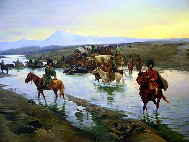 Ф. Бадерхан: Северный Кавказ в международных отношениях