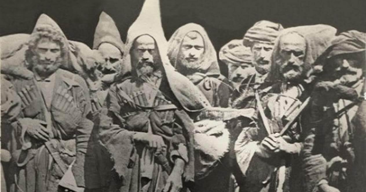 Ф. Бадерхан: Причины массовой эмиграции кавказских горцев в Турцию в 60-х годах XIX века