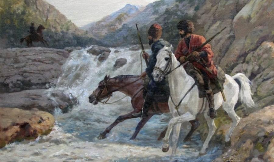 Кем был Ханша Джан на Кавказе?