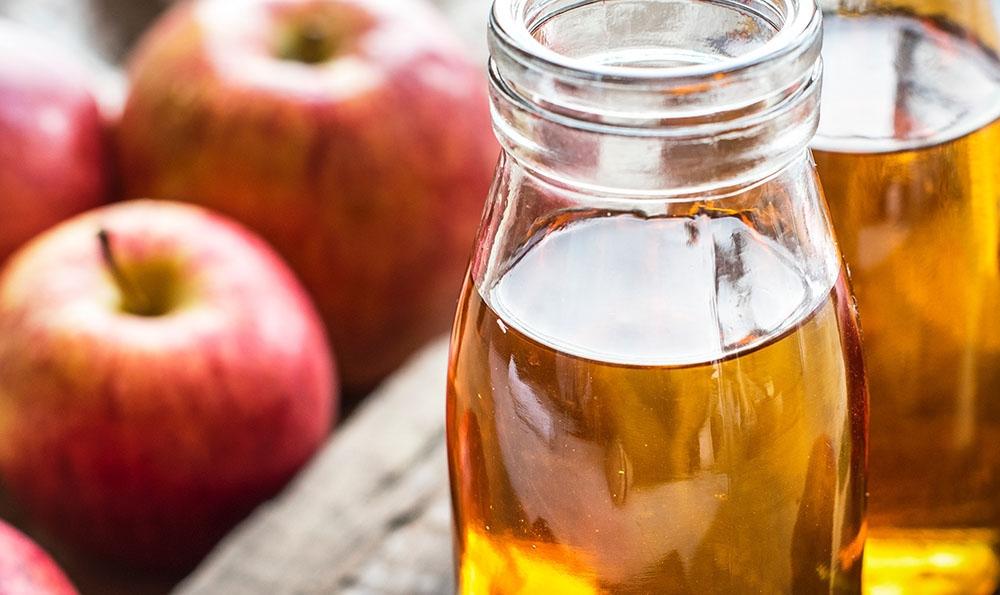 Лечение яблочным соком